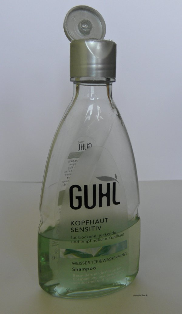 Guhl Shampoo Wasserminze