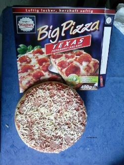 Big Pizza von Wagner