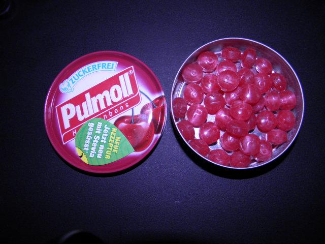 Produktfoto Pullmoll mit Stevia