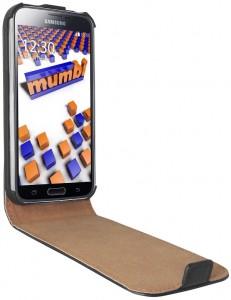 Das Bild zeigt das Flip Case für das S5