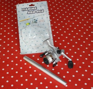 Die Miniangel Pen Fishing Rod